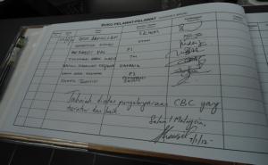 CBC Visit